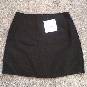 BRAND NEW LF black mini skirt